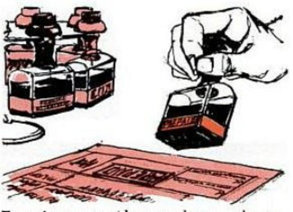 fountain stamps