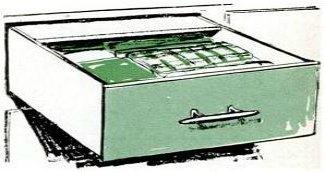 jam proof drawers