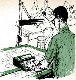 no platen typewriter