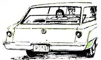 rear window air deflectors
