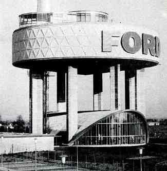 danish water tower