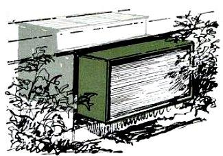 Hide-Away Air Conditioner