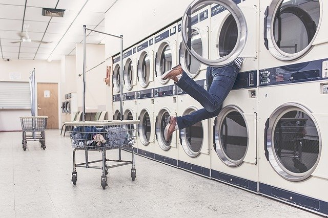 laundry - problem solving steps