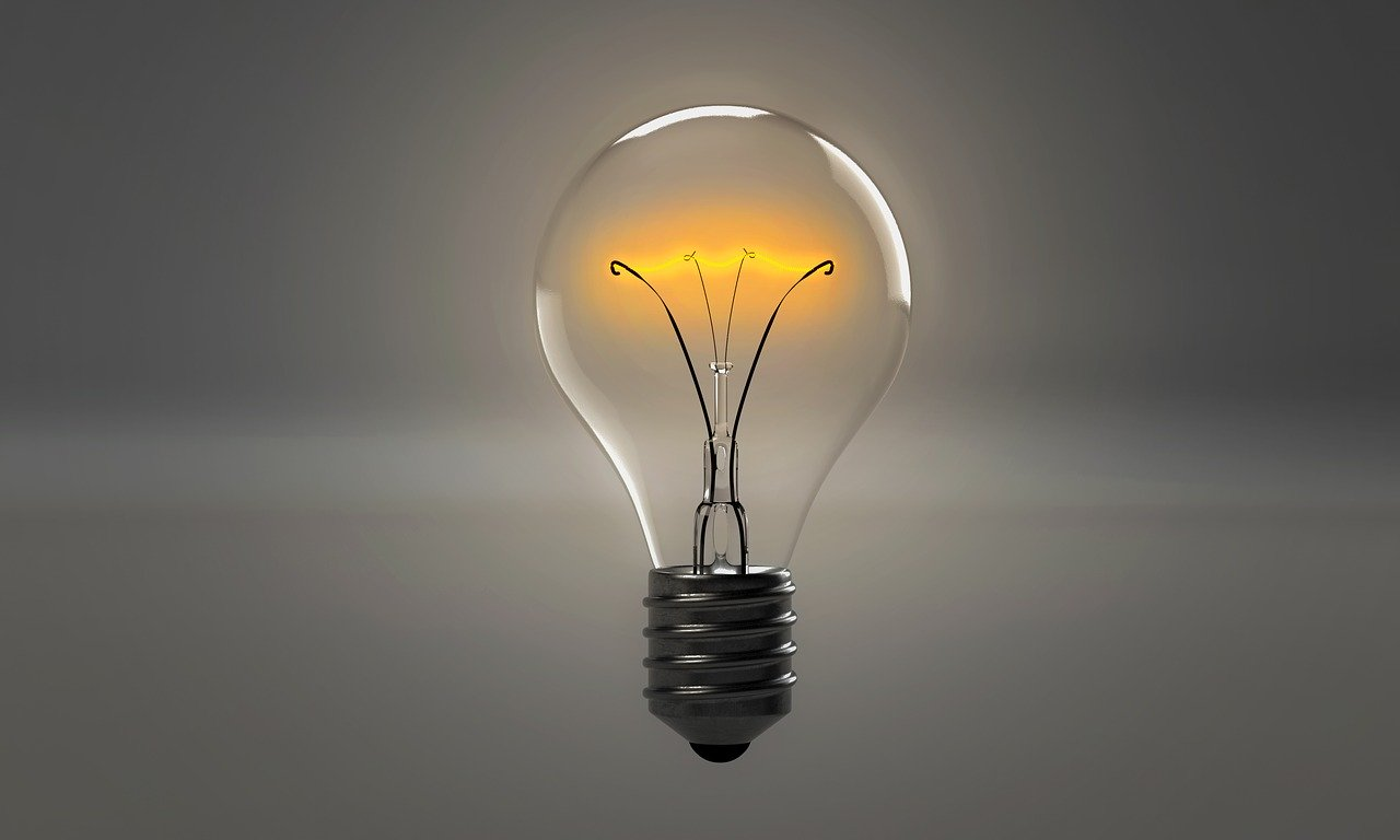 new inventions - lightbulb