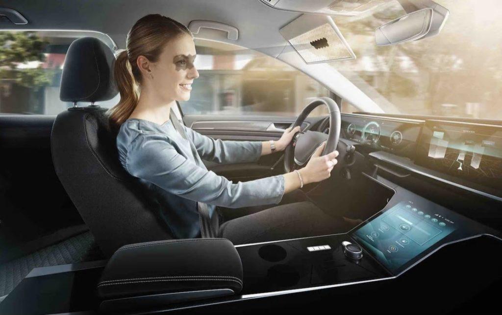 virtual car sun visor