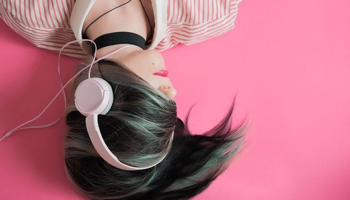 listen to inspiring music