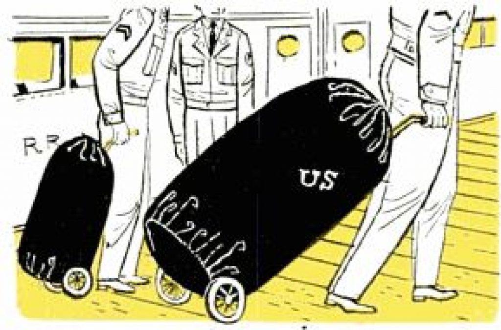 duffle bag carrier