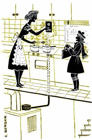kitchen deodorizer
