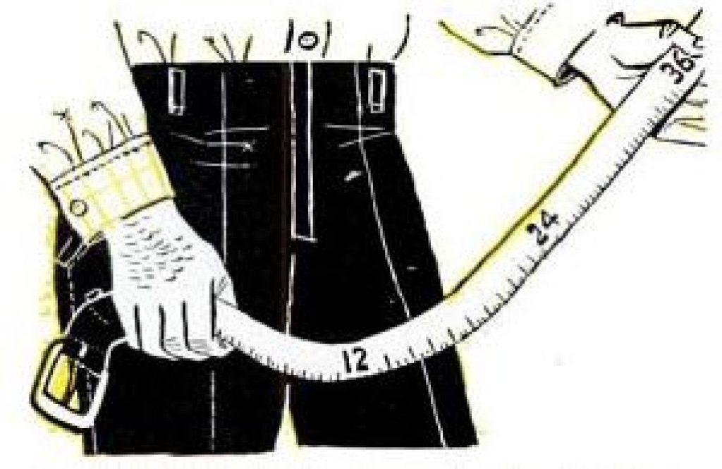 tape measure belt