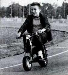 midget scooter