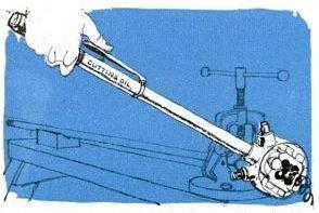 triggered pump oilers
