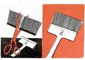 Disposable Paint brush