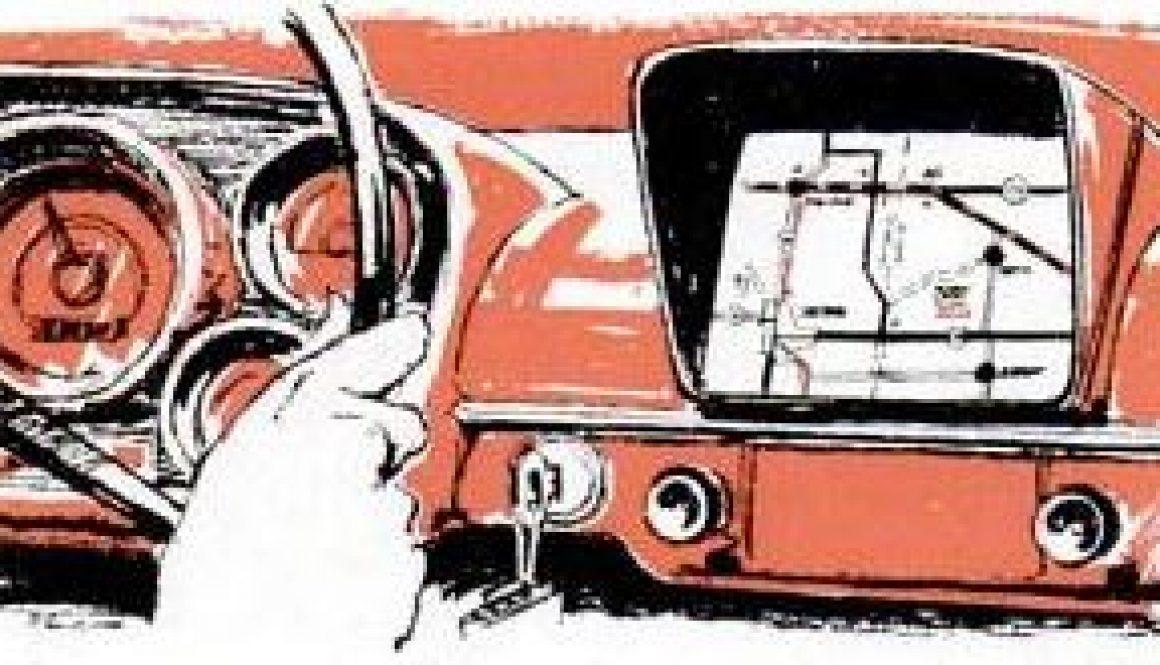 road maps on microfilm